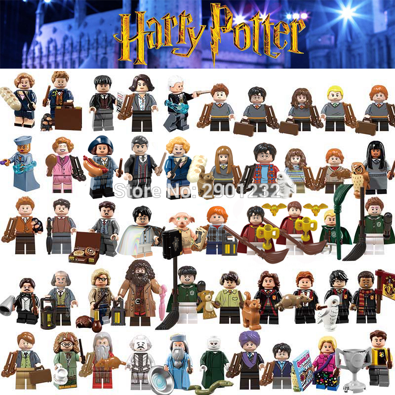 Brick Model Toys Figure Building-Blocks Dobby Orion Hermione Sirius Harri-Series Potters