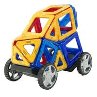 Kids Toys 90pcs 101pcs Magformers Blocks Building Construction Blocks Toy Bricks Magnet Designer 3D Diy Toys For Boys Girls Gift