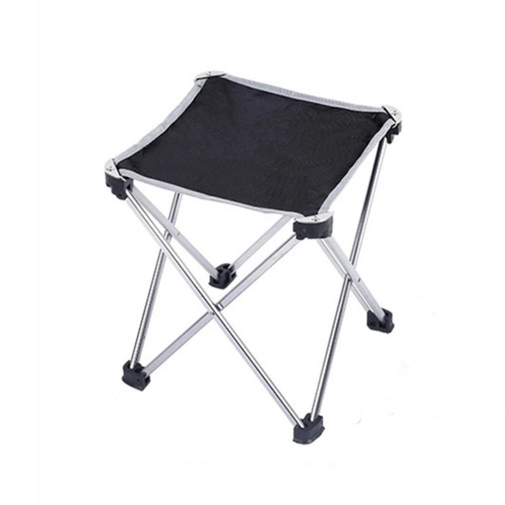 Portable Outdoor Fishing Chair Folding Backpack Camping Oxford Cloth Foldable Picnic Fishing Beach Chairs Lightweight Easy To Repair Beach Chairs
