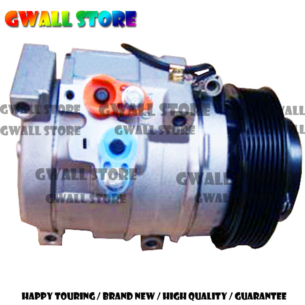 G.W.-10S15C-7PK-125 Car Air Conditioning compressor for Toyota Hilux Innova