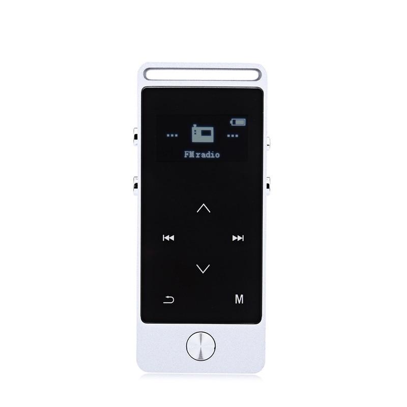 Original Touch Screen MP3 Player 8GB BENJIE S5 APE FLAC WAV High Sound Quality Entry level