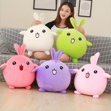Cartoon Lovely Rabbit Plush Toys Stuffed Animal Soft Plush Doll Christmas Gift Toys For Children цены