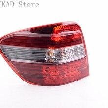 Внешняя хвост светильник задний фонарь для Mercedes-Benz W164 ML300 ML320 ML350 ML450 ML500 ML280 ML420 ML550 ML63 A1649061100