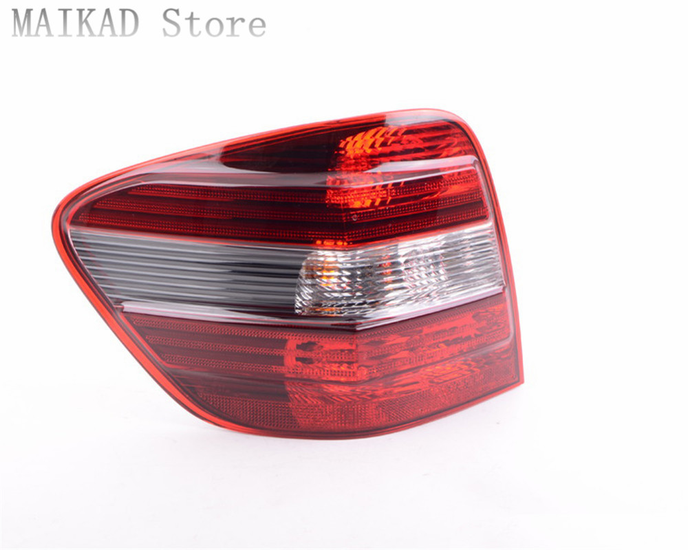 outer Tail Light Rear Lamp for Mercedes-Benz W164 ML300 ML320 ML350 ML450 ML500 ML280 ML420 ML550 ML63 A1649061100 led daytime driving running fog light lamp for mercedes benz w164 ml350 ml280 ml300 ml320 ml500 2009 2011 drl