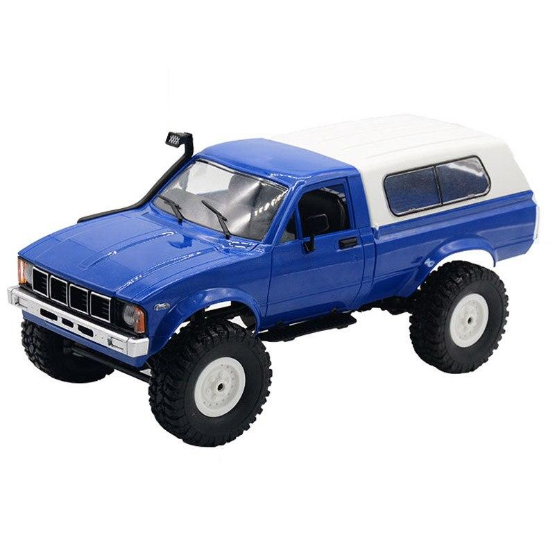 Watchmen 1:16 WPL C24 2.4G DIY RC Auto Afstandsbediening Auto RC Auto-in RC Auto´s van Speelgoed & Hobbies op  Groep 1