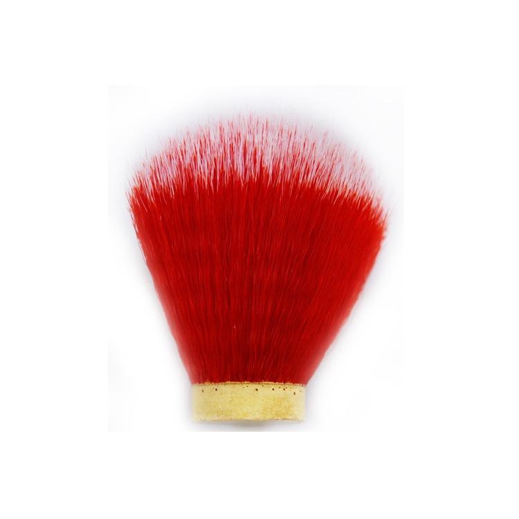 1Pcs Men's Shaving Brush Barber Salon Men Facial Beard Cleaning Appliance Shave Tool Razor Brush with plastic Handle tool