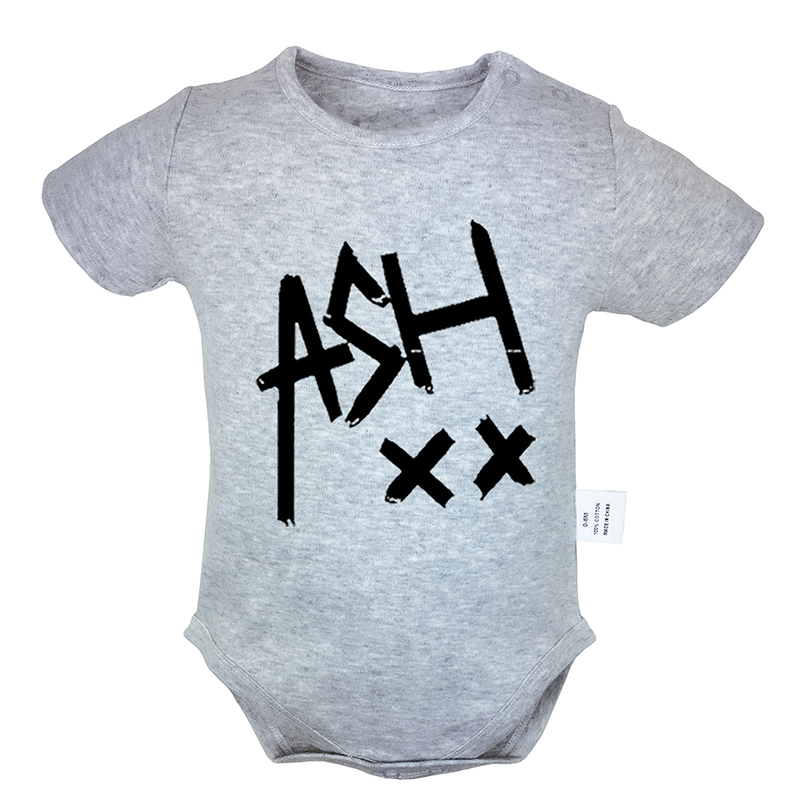 2017 Baby Girl Boy Summer Clothes New Born Body Baby Musical Symbols Jumpsuit Baby Bodysuit Easy To Use Boys' Baby Clothing Bodysuits & One-pieces