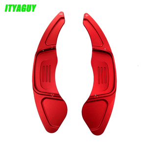 Image 3 - Free Shipping High Quality 2pcs Car  Steering Wheel Shift Paddle Shift For Volkswagen VW GOLF 7 2015  GTI R MK7 Scirocco