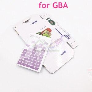 Image 3 - 5 יחידות קופסות אריזה חדשה עבור גיים בוי GB DMG עבור GBA GBC GBA SP קונסולת משחקים קרטון אריזה