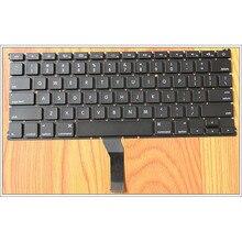 "100% новая клавиатура для Macbook Air 13 ""A1466 A1369 US клавиатура MD231 MD232 MC503 MC504 2011 15 лет"