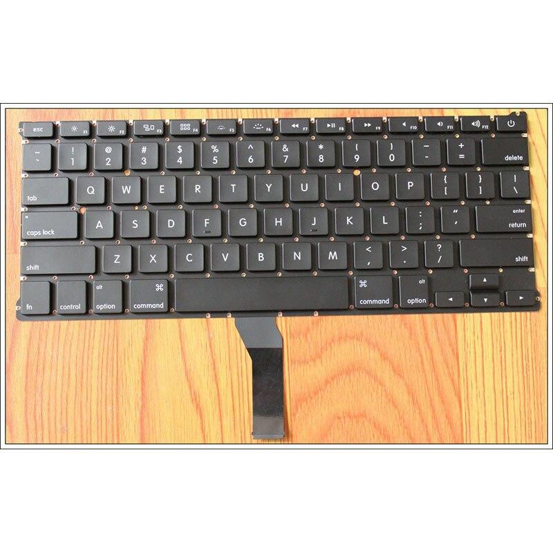 "100%NEW US Keyboard For Macbook Air 13"" A1466 A1369 US keyboard MD231 MD232 MC503 MC504 2011-15 Years"