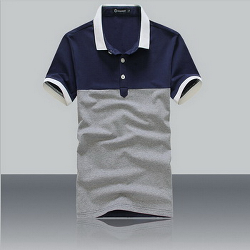 2015 new fashion mens polo shirt brands short sleeve for All polo shirt brands