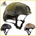 Высокое качество защитный Пейнтбол Wargame шлем армейский страйкбол MH Тактический Быстрый Шлем с защитными очками легкий