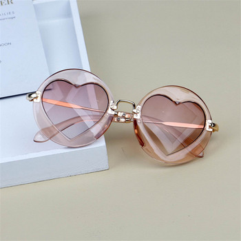 Metal Heart Kids Sunglasses 4