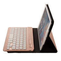 Centechia Portable Backlit Wireless Bluetooth Aluminum Alloy Keyboard Removable With Case Cover For IPad Mini 4