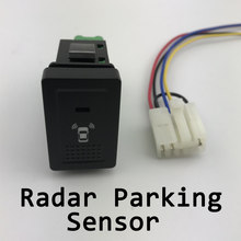 Led luz de nevoeiro radar sensor estacionamento câmera gravador monitor música interruptor aquecimento botão para grand vitara suzuki sx4 swift alto