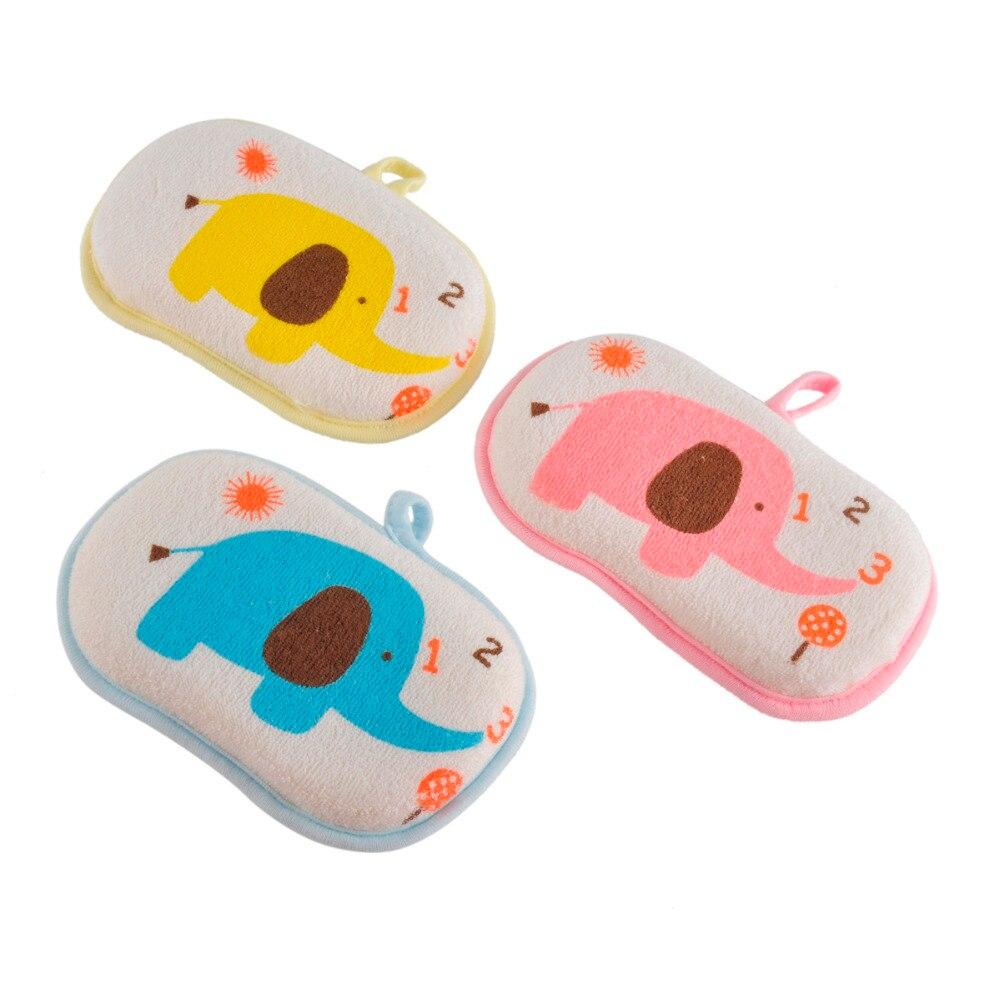 Банные щетки, товары для душа, удобные мягкие Аксессуары для полотенец, для младенцев, кран, губка, хлопок, для мытья тела, для детей