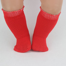 1pair Socks Wear For 43cm Baby Reborn Dolls Dolls Clothes and Accessories