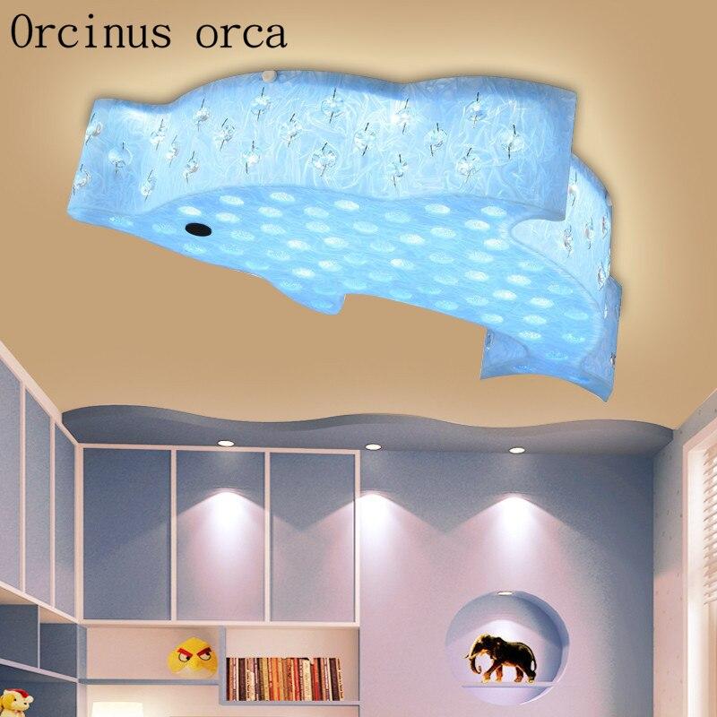 Us 11188 13 Offmoderne Minimalist Led Decke Lampe Kinderzimmer Lampe Junge Mädchen Cartoon Kreative Schlafzimmer Esszimmer Wohnzimmer Lampe In