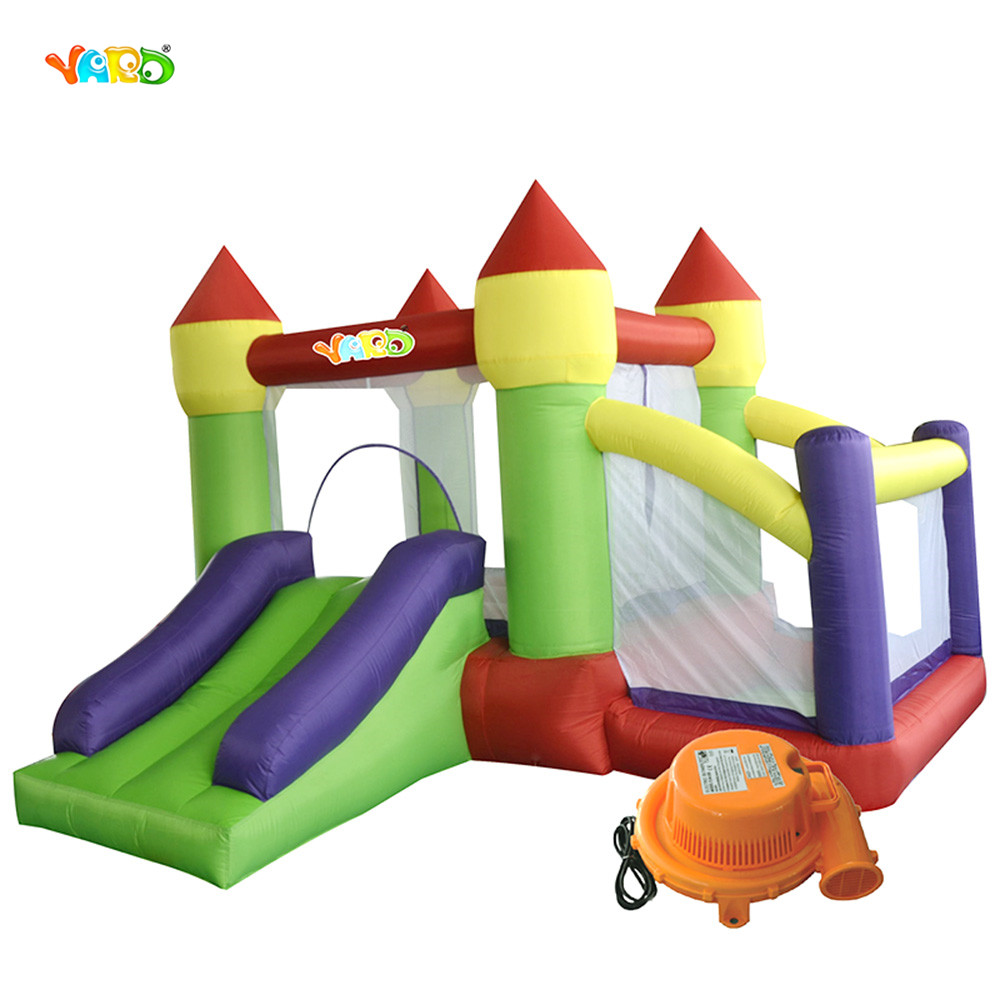Cheap home use bounce house inflatable jumper bouncy ...