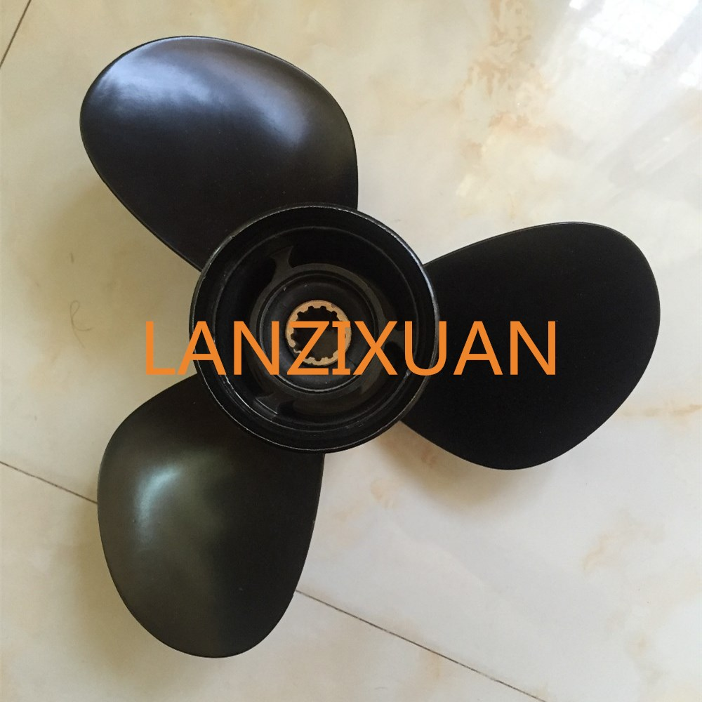 Boat Engine Propeller 11 1/8X13 for Mercury Mariner 40HP 50HP 55HP Outboard Motor 11 1/8 X 13 G корабельный движитель 11 5 8 x 11 g yamaha 25hp 30hp 40hp 45hp 50 55 hp 60hp honda 40hp 50 11 5 8 x 11 g