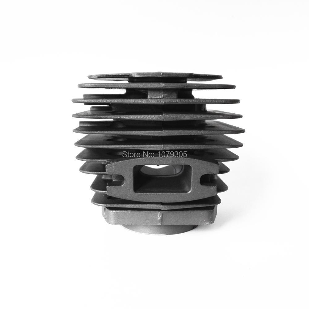 52CC 5200 Цилиндър и бутало с диаметър 45 - Градински инструменти - Снимка 3