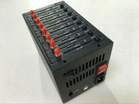 Смс на 8 портов gsm модем wavecom 8 сим карты GSM модемный пул