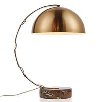 Simple Table Lamp Modern Gold Plate Metal Color Desk Lamp Toolery Decoration Lampe Creative E27 3W
