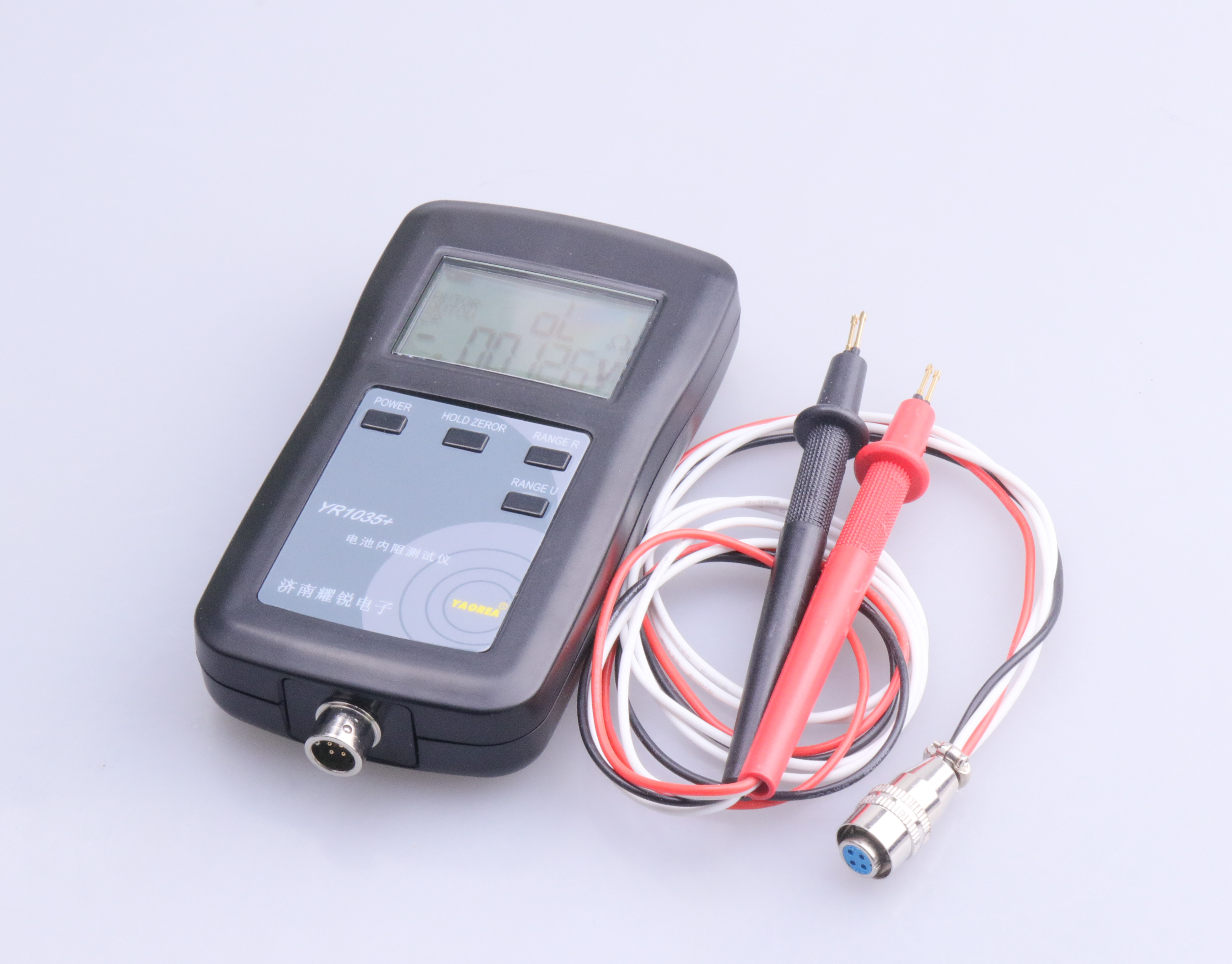 High Precision YR 1035 Lithium Battery Internal Resistance Testing Instrument High Voltage 100V Electric Vehicle Battery