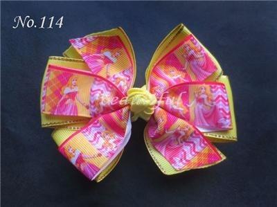 Высокое качество 18 шт. 4 B-принцесса Лук Единорог скульптура принцесса персонаж ангел крыло JoJ Стиль Луки