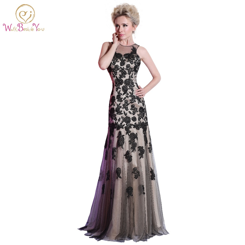 US $74.7 10% OFF|Black Special Occasion Dresses 2019 Mermaid Lace Applique  Plus Size Evening Dresses Long Prom Gowns Women Clothing-in Evening Dresses  ...