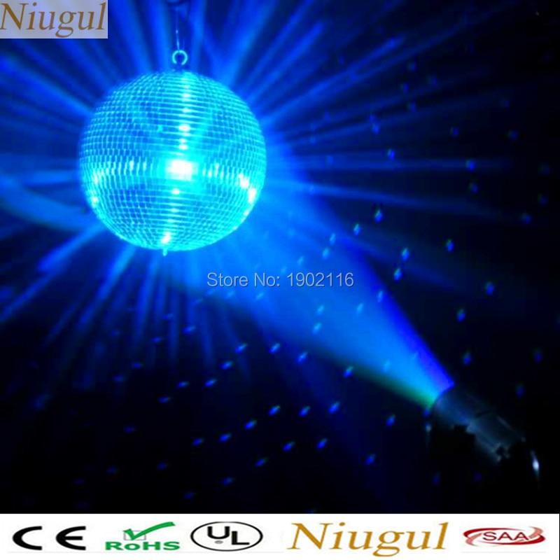 2018 новый синий цвет светодиодный луч/светодиодный Pinspot свет/прожектор/супер яркий светильник зеркальный шар Диско DJ эффект освещения сцены/...