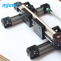 MJ45 CNC Part Precise Ball Linear Guide Rail Multiple axis stage