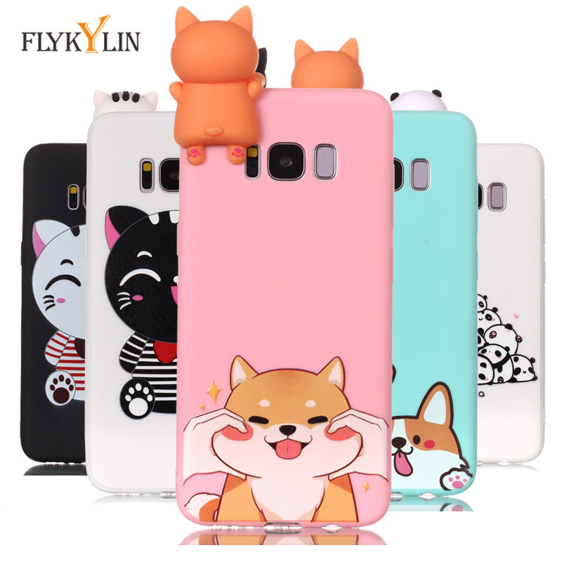 Phone Bags & Cases Cellphones & Telecommunications Generous For Coque Samsung Galaxy J4 2018 3d Toys Cartoon Unicorn Phone Cases Soft Tpu Silicon Back Cover For Fundas Samsung J4 2018 Case