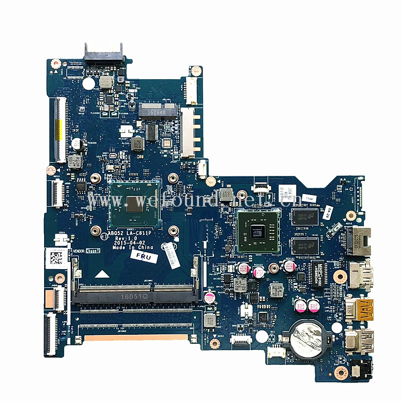 laptop Motherboard For 815250-601 815250-501 815250-001 15-AC 250 G4 LA-C811P system mainboard Fully Testedlaptop Motherboard For 815250-601 815250-501 815250-001 15-AC 250 G4 LA-C811P system mainboard Fully Tested