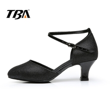 Women Dance Shoes Flexible Rubber Sole Outdoors New Latin Jazz Salsa Girls Sneakers Women Ballroom New Square Heels Sport Shoes
