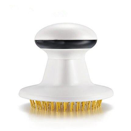 Electric Acupuncture Points Massage Head Scalp Massager Comb Brush Vibrating Pressure Relieve Stress Hair Electronic Battery платья трикколор платье