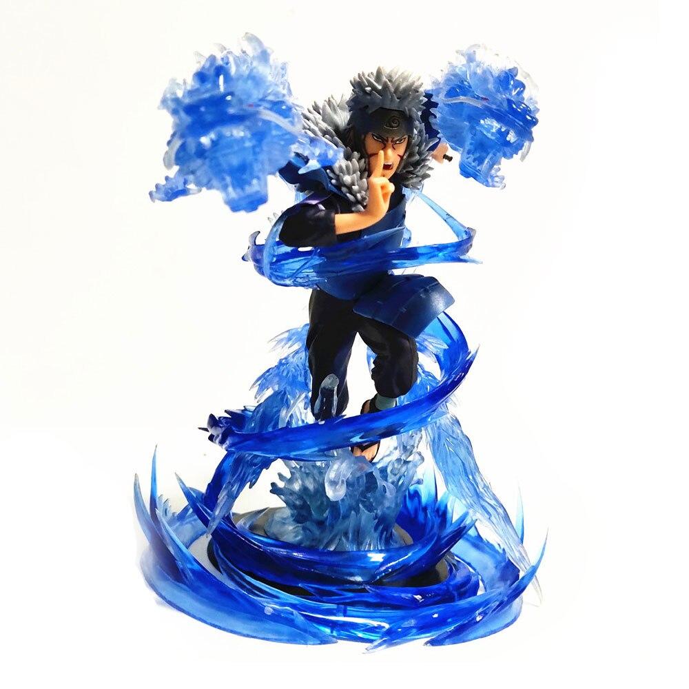 Naruto Senju Tobirama Dragon d'eau balle PVC modèle figurines Anime Naruto livraison Figurine bricolage Set jouets cadeaux Brinquedos