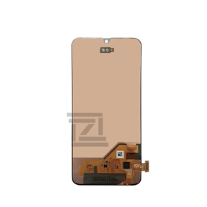 Image 4 - Super AMOLED For Samsung A40 LCD A405 LCD display touch Screen Digitizer Assembly with frame a40 screen replacement repair parts