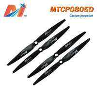 Maytech Clearance Sale 8.0x5.0 (2pairs) inch carbon fiber propeller for Phantom 2 vision and Phantom multirotor Drone Quadcopter|Propeller| |  -