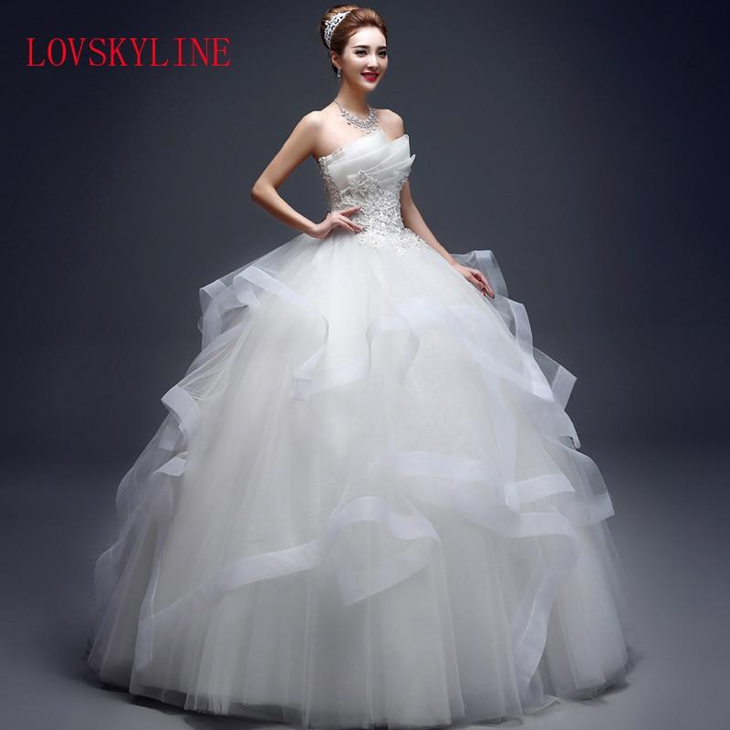 Spring Bridal Tube Top Slim Puff Skirt Women Crystal
