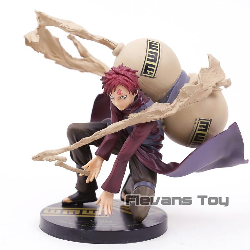 GEM Series Naruto Shippuden Gaara Kazekage PVC Figure Collectible Model Toy
