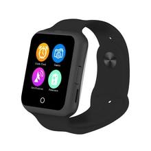FLOVEME Noctilucent Smart Watch SIM Card Bluetooth Connect font b Smartwatch b font Wrist Watch Remote
