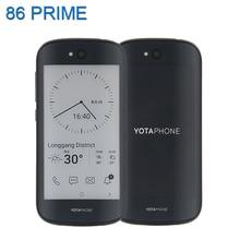 Original Yota Yotaphone 2 YD206 Dual Screen 4G Mobile Phone Qualcomm Snapdragon 800 5.0″ Touch E Ink FHD 2G+32G  Smartphone