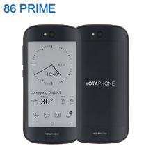 Original Yota Yotaphone 2 YD206 YD201 Dual Screen 4G Mobile Phone Qualcomm Snapdragon 800 5.0″ Touch EInk FHD 2G 32G Smartphone