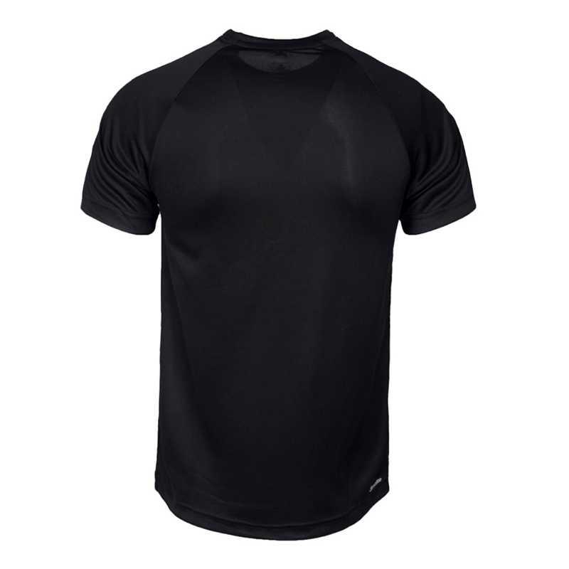 オリジナル新到着 2018 アディダスパフォーマンス D2M Tシャツ 3S 男性の Tシャツ半袖スポーツウェア