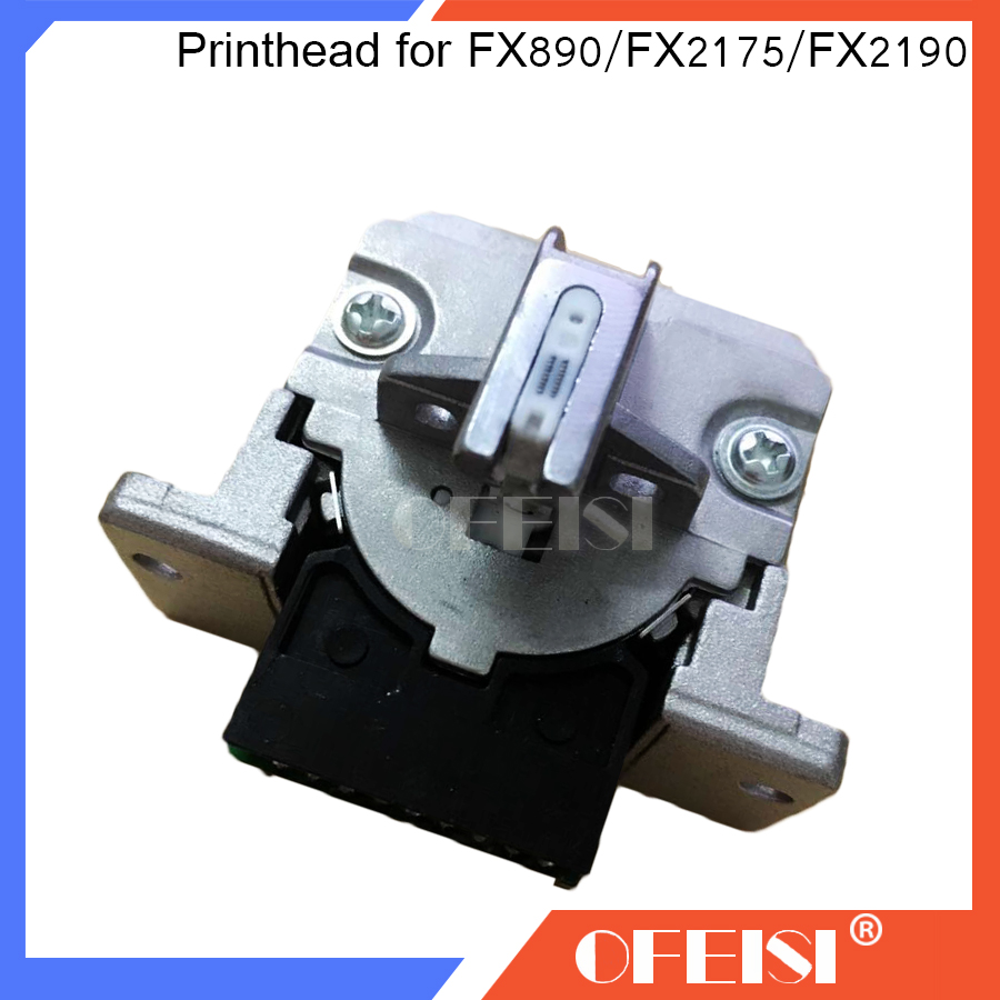 Original Refurbished 1275824 Print head For EPSON FX890 FX2175 FX2190 <font><b>FX</b></font>-<font><b>890</b></font> <font><b>FX</b></font>-2175 <font><b>FX</b></font>-2190 Printhead Print head Printer Parts image