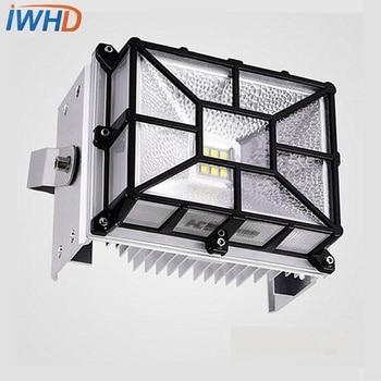 Outdoor LED flood lamp UK-11 explosion - proof lights  100W storage factory lighting 200W Fire white lamps Railway bridge