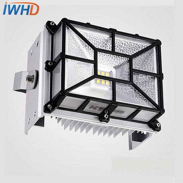 Us 58 0 Outdoor Led Flood Lamp Uk 11 Explosion Proof Lights 100w Storage Factory Lighting 200w Fire White Lamps Railway Bridge In
