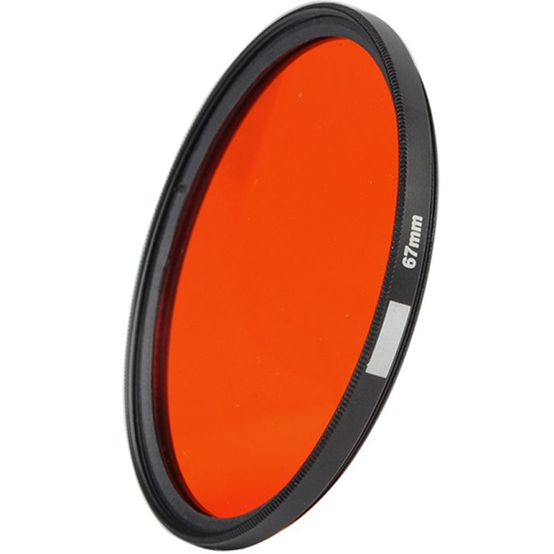 Minifocus Underwater Photography Diving Red Filter Camera Housing Filter Diving Shell Filter Red 67Mm